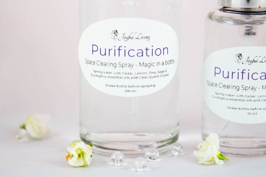 Purification Space Clearing Spray